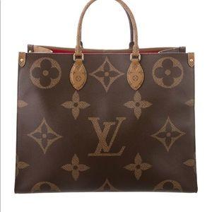 Louis Vuitton Bags - Louis Vuitton ONTHEGO reversed monogram